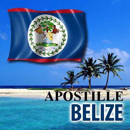 Apostille in Belize