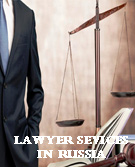 Lawyer services in Russia