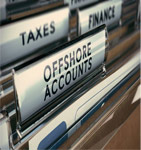 Opening accounts in offshore banks